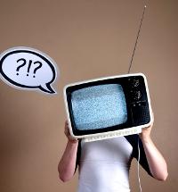 Fernsehen die Manipulationsmaschine