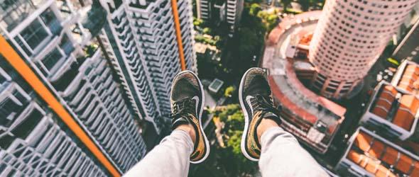 dem Leben vertrauen und Ängste überwinden