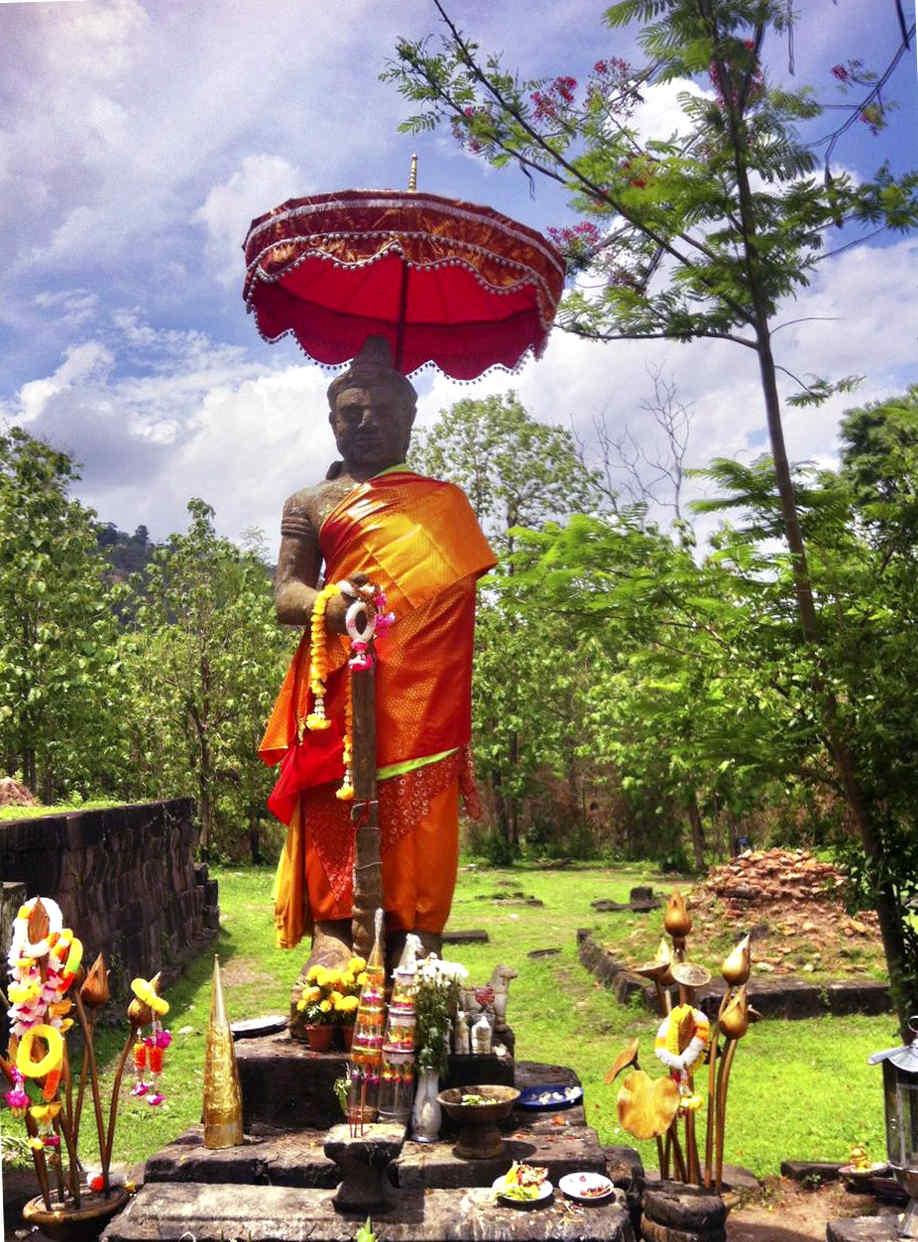 Asien Statue