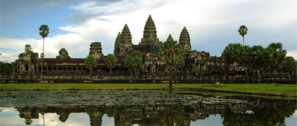 Verloren in Kambodscha