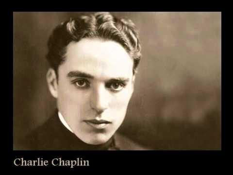 """Charlie Chaplin's Gedicht """"Selbstliebe"""""""