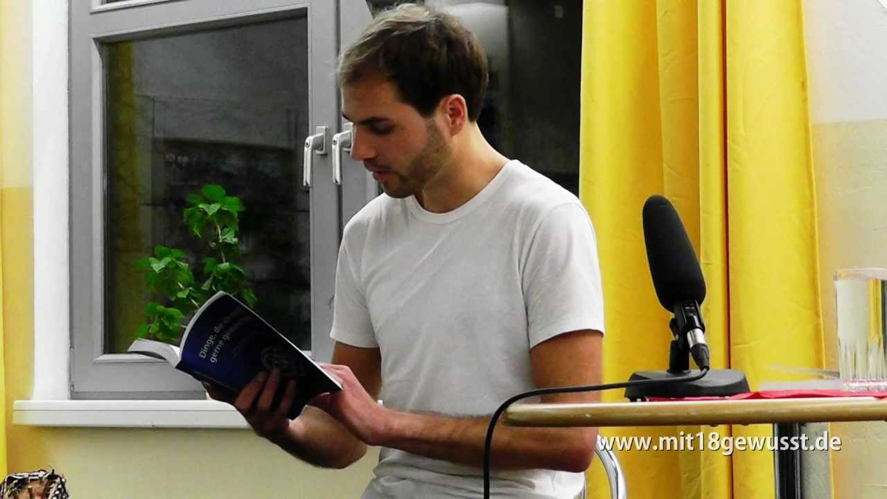 Elias liest der sinn des lebens