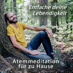 Atemmeditation als MP3 Download für Lebendigkeit