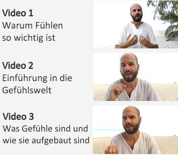 Videokurs Gefuehle Videos gratis